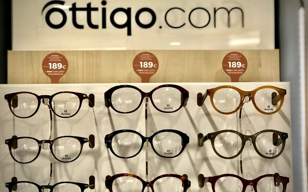 Ottiqò: gli occhiali all inclusive a partire da 99€